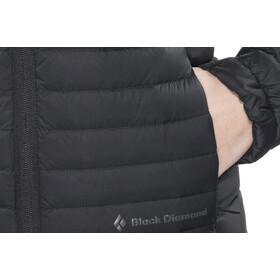 Black Diamond Forge Capuchon Jas Dames, black